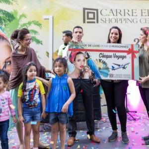 Les festivités du 3ème anniversaire du Carré Eden Shopping Center