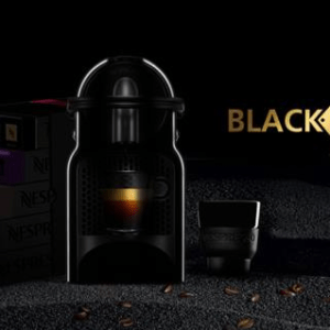 NESPRESSO fête le Black Friday