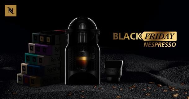 nespresso f te le black friday carre eden shopping center. Black Bedroom Furniture Sets. Home Design Ideas