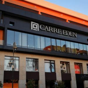 Visiter le Carré Eden Shopping Center !