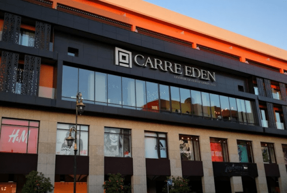 Visiter le Carré Eden Shopping Center !