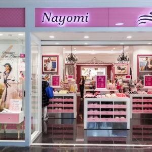 Ouverture du magasin NAYOMI !
