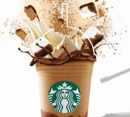 Découvrez le Smores Frapuccino de Starbucks!