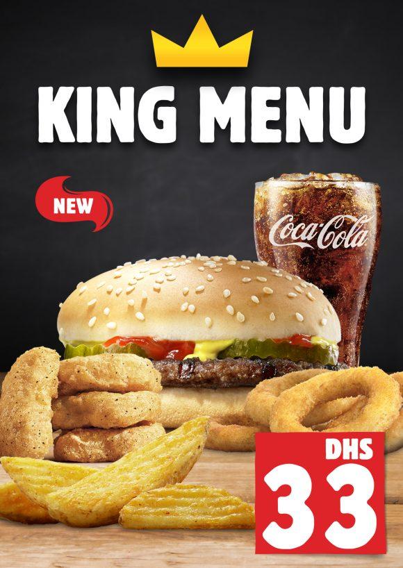 Offre de fous chez Burger King