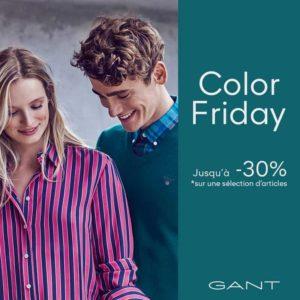-30% chez GANT