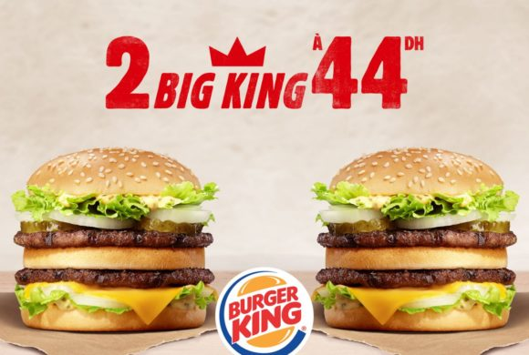 2 Big King à 44 DH
