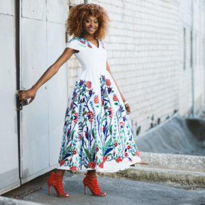 Les tendances de robes du printemps 2018