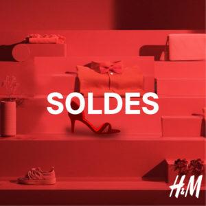 Jusqu'à -70% chez H&M