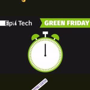 Green Friday chez EpilTech