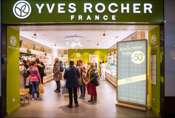 Le Black Friday D'Yves Rocher