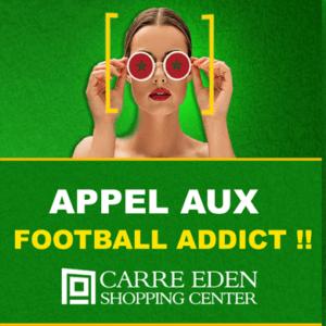 Appel aux Football Addict