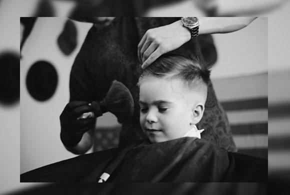 «Barber Shop» C'est l'heure de relooker vos enfants