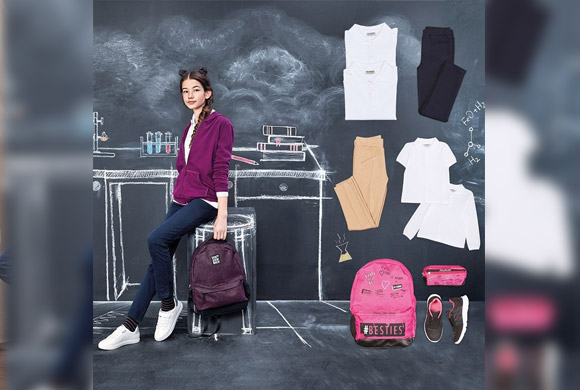 la nouvelle collection  LC WAIKIKI Back To School