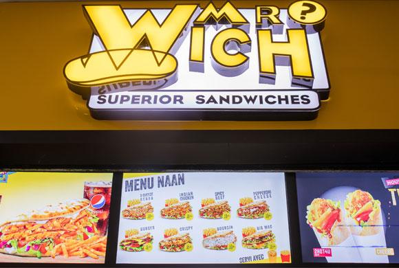 Mr Wish  débarque Chez Carre Eden Shopping Center
