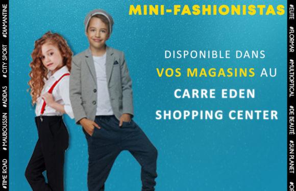 C'est Mini-Fashionistas Time