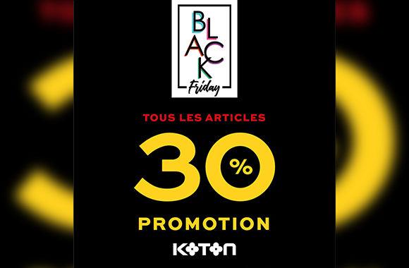 Black Friday Koton