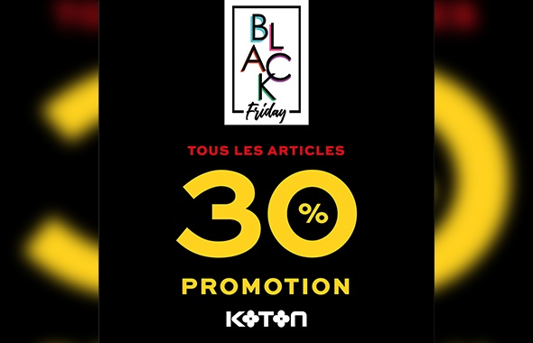 Black Friday Koton