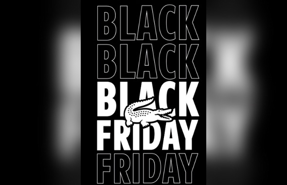 BLACK FRIDAY LACOSTE