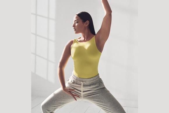 Nouvelle année , nouveaux vêtements de sport chez H&M