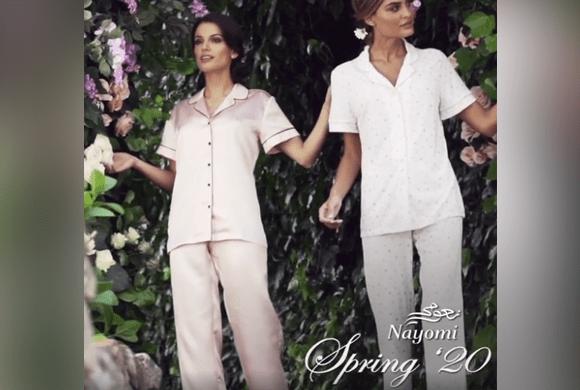 Nouvelle  collection  printemps de Nayomi