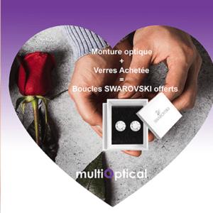 Vivez la saint valentin autrement avec Multioptical