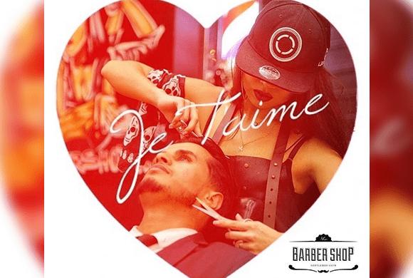Vivez le Saint Valentin avec The BarberShop