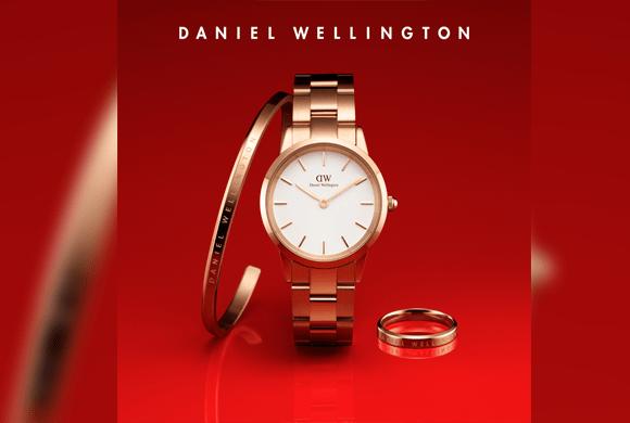 La Saint-valentin commence chez Daniel Wellington