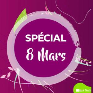 Le 8 Mars approche ! Epiltech le fête avec vous Mesdames!