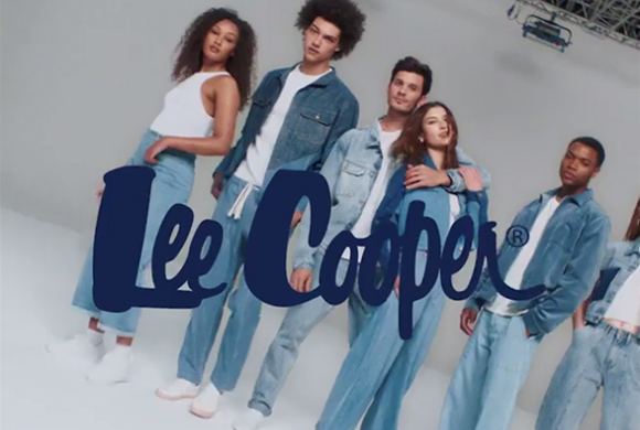 « Lee Cooper » La Nouvelle Collection SS20