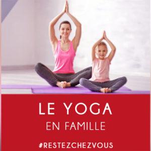 Le Yoga en famille