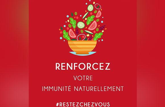 Renforcez votre immunité naturellement