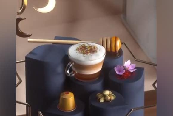 Mettez vous dans l'esprit de l'Aïd avec Nespresso