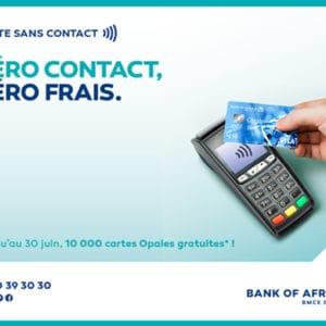 effectuer vos paiements en ligne avec Bank of Africa