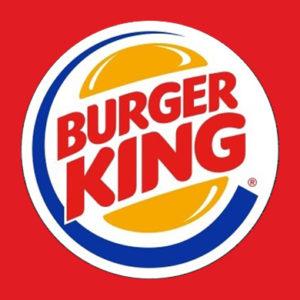 Un grand merci à Burger King