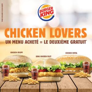 Le service à emporter de Burger king est de retour!