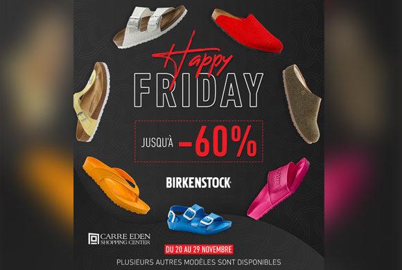 -60% sur vos modèles préférés dans votre magasin Birkenstock