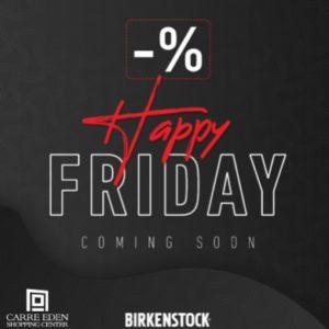 Les meilleures promotions arrivent chez Birkenstock