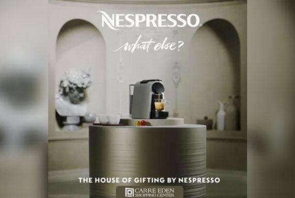 une large variété de cadeaux chez Nespresso