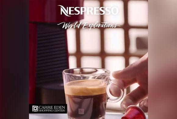 Parcourez le monde du café avec Nespresso