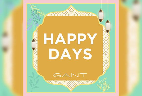 Le Happy-Hour C'est maintenant chez Gant