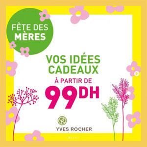 Faites plaisir a vos mamans avec Yves Rocher