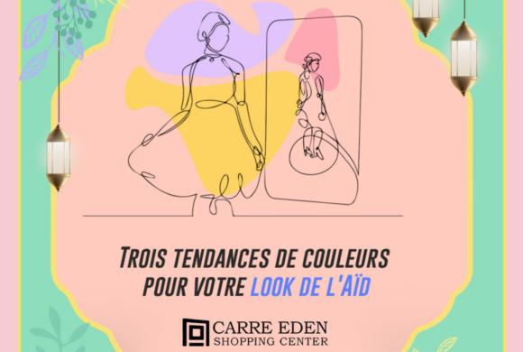 Trois tendances de couleurs qui apporteront du peps à vos look de l'Aïd