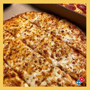 L'heure est à la pizza chez Domino's Pizza